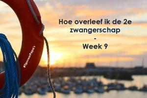 Hoe overleef ik de 2e zwangerschap – Week 9