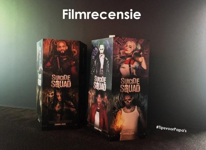 suicide squad film bioscoop recensie film