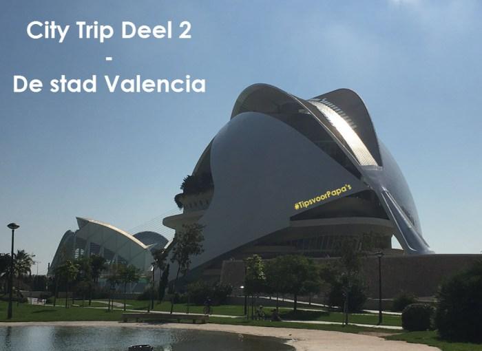 city trip valencia fiets tour jardin del turia bezienswaardigheden