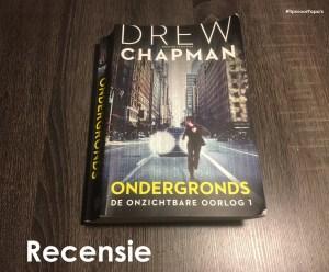 Recensie: Ondergronds – De Onzichtbare Oorlog 1