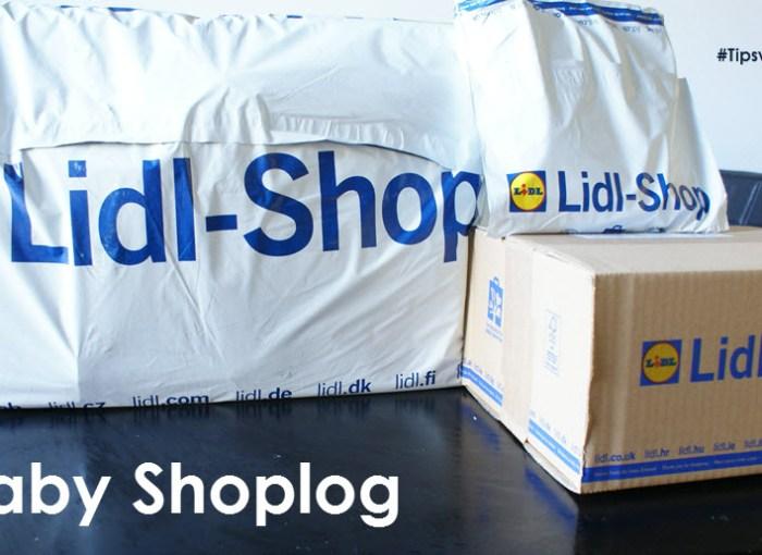Baby Shoplog Lidl