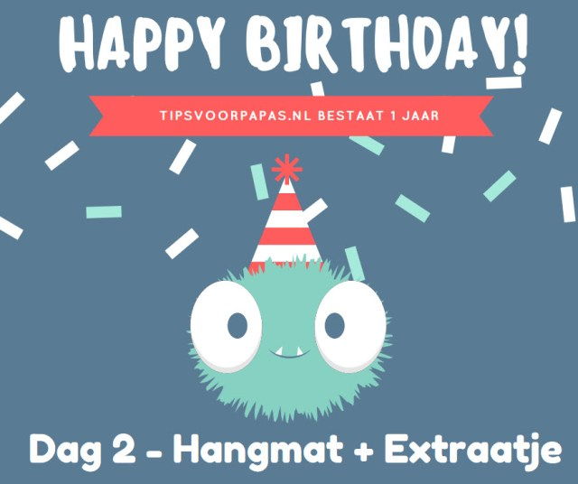 Win 4-daagse Hangmat + extraatje
