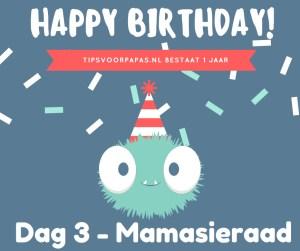 Win 4-daagse – Dag 3: Mamasieraad