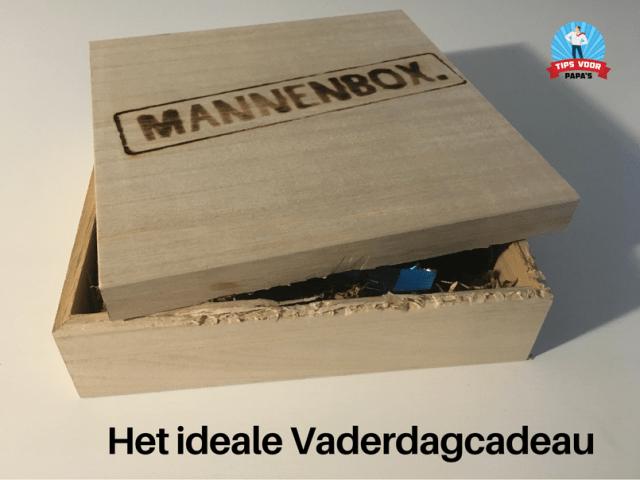 Vaderdag Vaderdagcadeau origineel Mannenbox