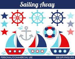 E34 sailing away