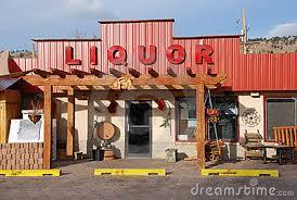 E37 liquor store