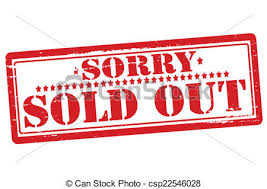 E37 sold out