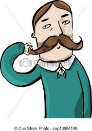 E48 moustache