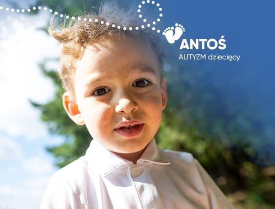 Inne odbieranie świata – o spektrum autyzmu Antosia