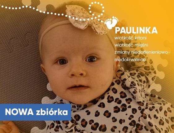 By choroba nie przejęła kontroli nad życiem – zmagania Paulinki