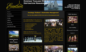 Eventage Thailand Activities Page