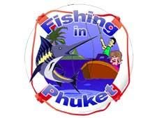 Fishing in Phuket logo