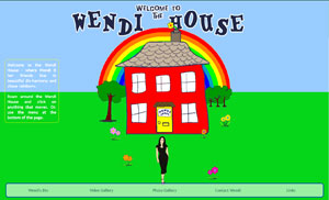 Wendi House Home Page