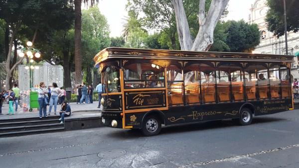 Tranvía Puebla