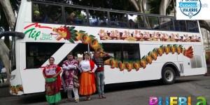 3. Tranvía de Leyendas Puebla | City Tour