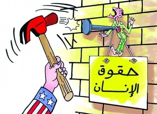 حقوق الإنسان - الديمقراطية