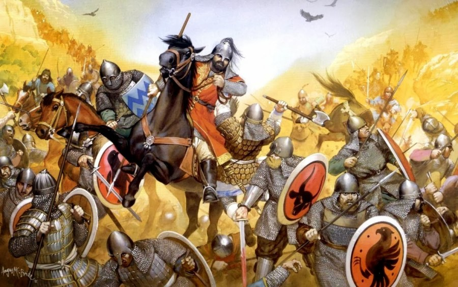 أبطال مهدوا الطريق لصلاح الدين ليقود معارك تحرير القدس