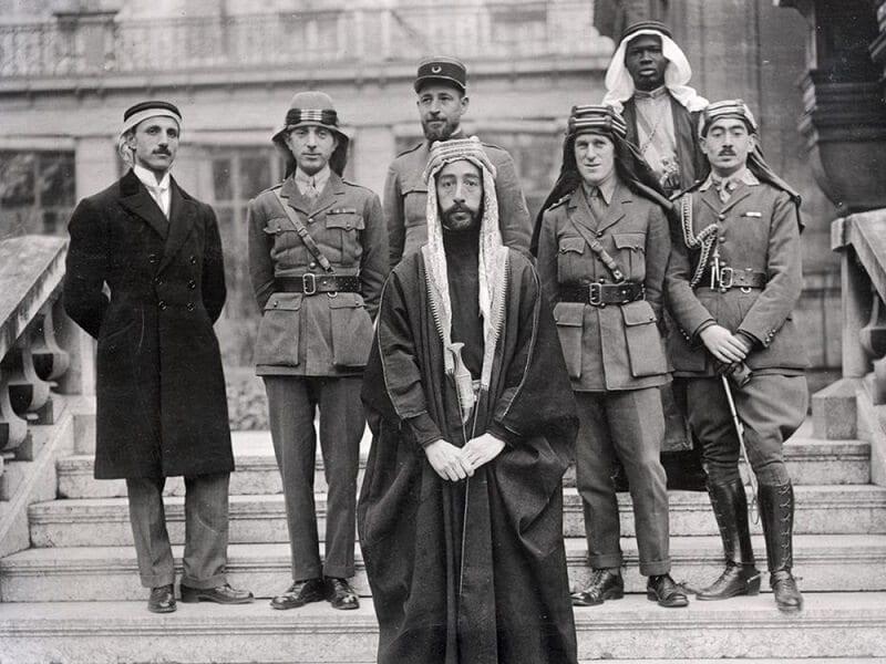 الثورة العربية الكبرى أحداث وعبر ممن خانوا المسلمين طمع ا في الحكم
