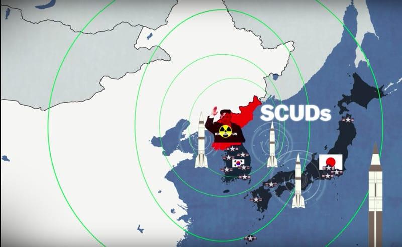 كل ما تحتاج لمعرفته عن كوريا الشمالية... 40 خريطة تشرح لك 55