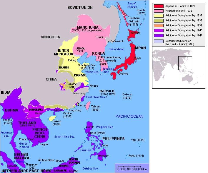 كل ما تحتاج لمعرفته عن كوريا الشمالية... 40 خريطة تشرح لك 5