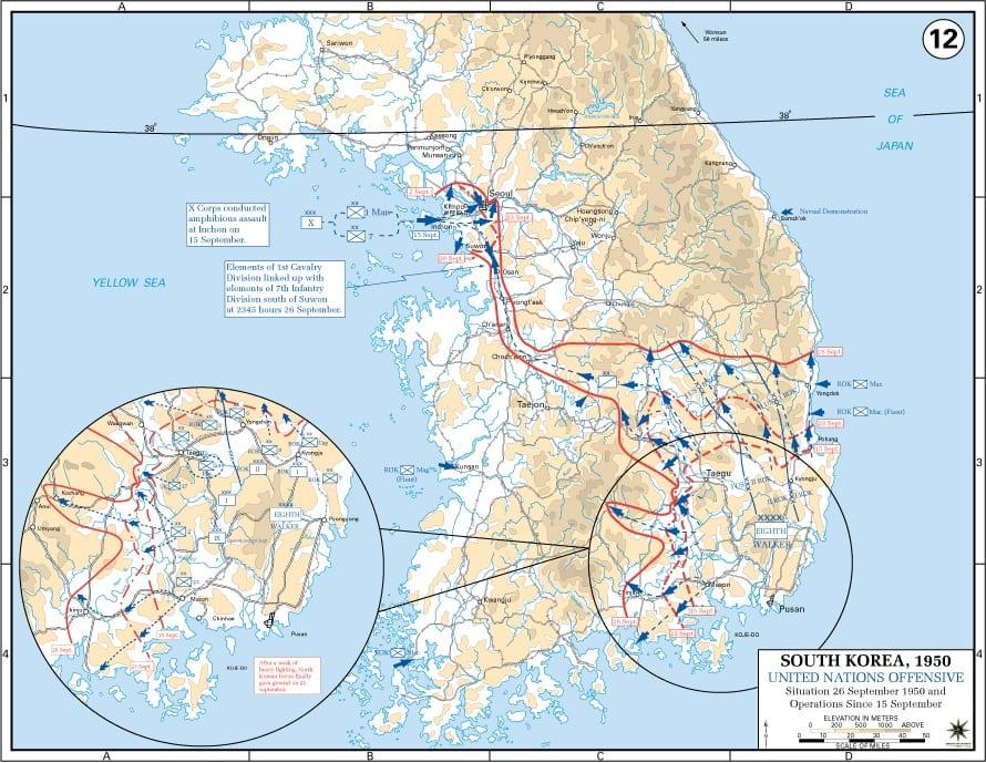 كل ما تحتاج لمعرفته عن كوريا الشمالية... 40 خريطة تشرح لك 7