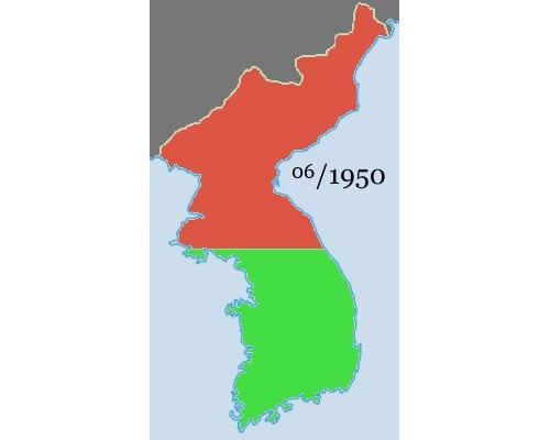 كل ما تحتاج لمعرفته عن كوريا الشمالية... 40 خريطة تشرح لك 11