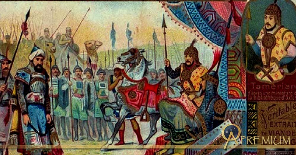 تيمورلنك تيمورلنك… اللعنة التي حلّت على الخلافة العثمانية – الجزء الثاني 3