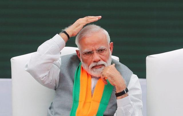 مودي، رئيس وزراء الهند