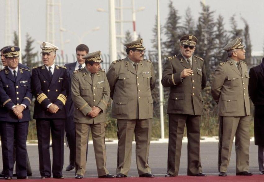 الجنرالات.. قادة الانقلاب العسكري