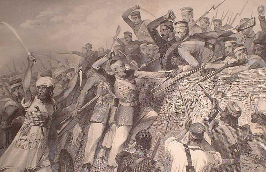 إخوة علي: خط الدفاع الأول ضد الاحتلال البريطاني في الهند 3
