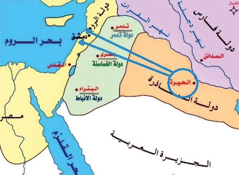 بين قيادتين: خالد بن الوليد ونابليون بونابرت 1