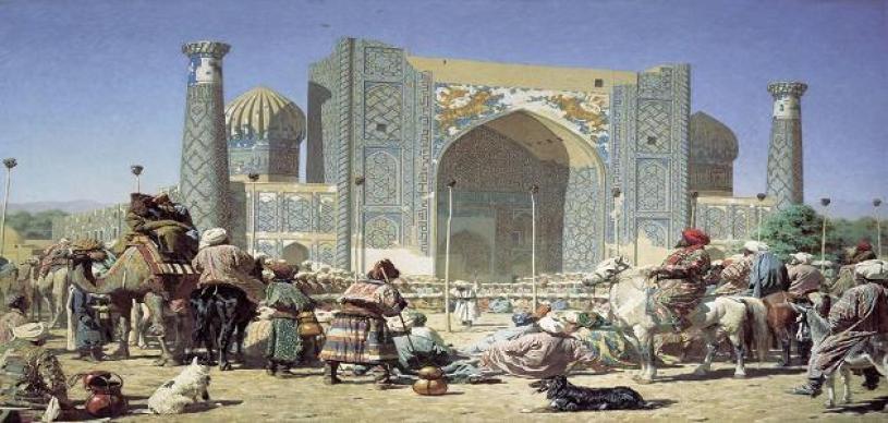 آسيا الوسطى آسيا الوسطى: قصة الإسلام في بلاد ما وراء النهر - الجزء الأول 23