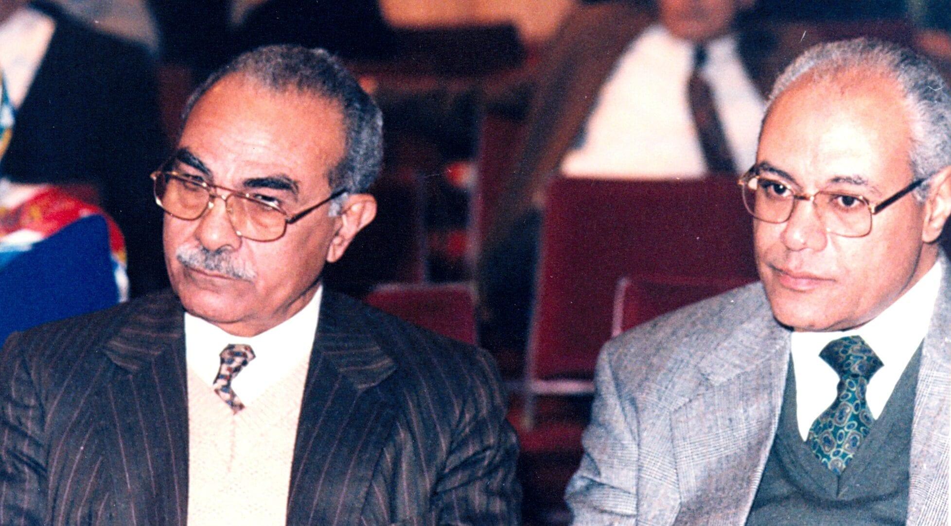 محمد عمارة والدكتور محمد سليم العوا