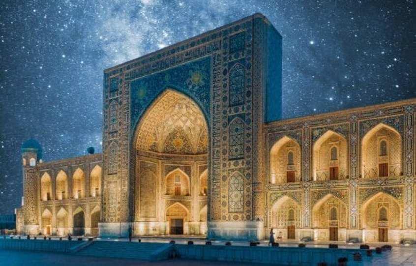 المسلمون في وسط آسيا