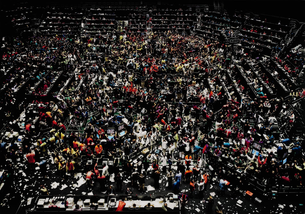 Gursky - Chicago board of trade III