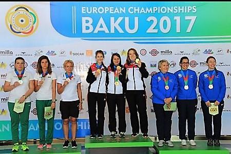 [Compte-rendu] Championnats d'Europe Bakou 2017