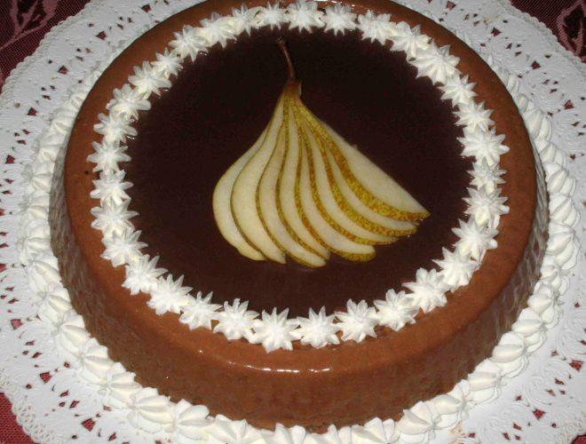 Torta_mousse_cioccolato_pere_e_rhum_1