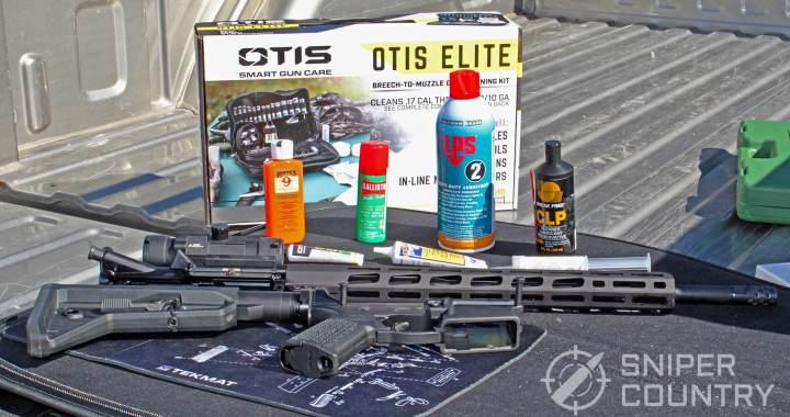 Los mejores aceites y grasas para armas