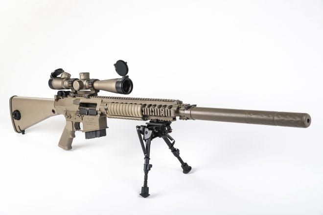 El armamento de Knight recibió un contrato de $ 16.5 millones para los M110s