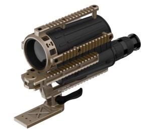 Badger Ordnance presenta el kit de combate con integrador ligero de francotirador – Hensoldt