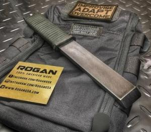 Rogan USA – Cuchillo REX EOD (Rescue. Escape. Xtract)
