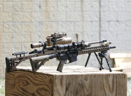 El equipo de USASOC gana la 10a competición anual de francotiradores de USASOC
