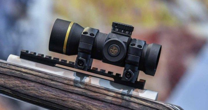 Nuevos productos de Leupold optics para caza y deportes en la IWA 2019: punto rojo, cámara termográfica y visores.