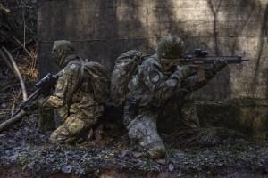 SPARTANAT: CONCAMO y HK G95K en el campo