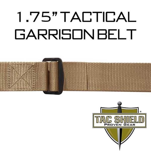 TAC SHIELD aborda las tres necesidades básicas del cinturón