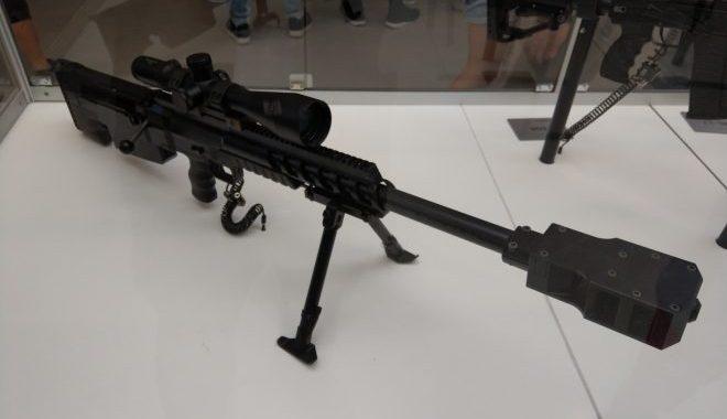 Nuevo rifle anti-material SV-18 ruso  Kalashnikov