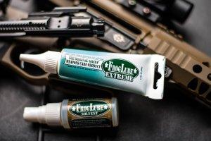 Primero A Froglube , A Rifle Bore Break-In Kit
