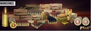Nueva lista de listas de municiones …