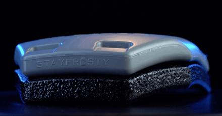 Qore Performance supera los límites del diseño de botellas de agua con la nueva curva IcePlate