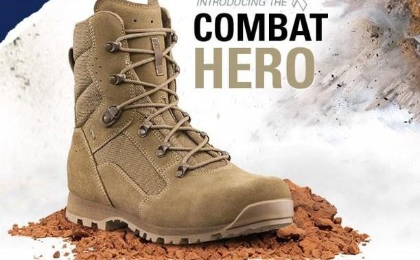MDM 19 – Haix Combat Hero